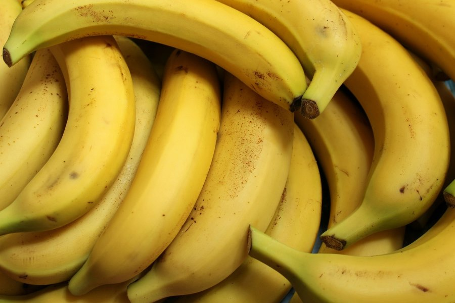 Sopa de banana informação nutricional