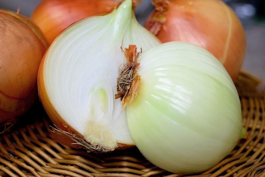 Cebola na manteiga ou óleo informação nutricional