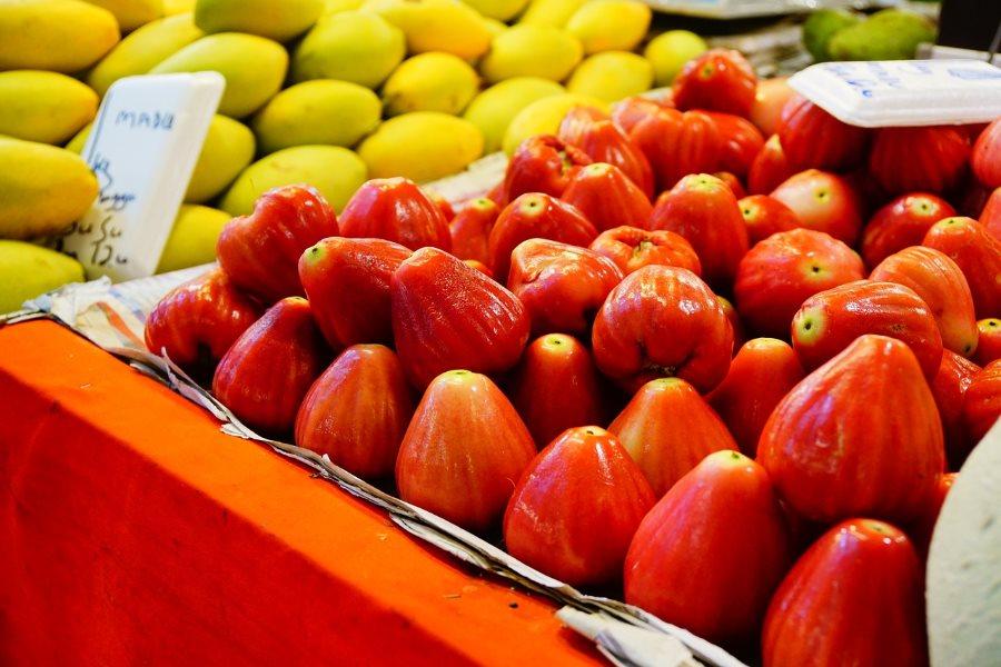 Jambo informação nutricional