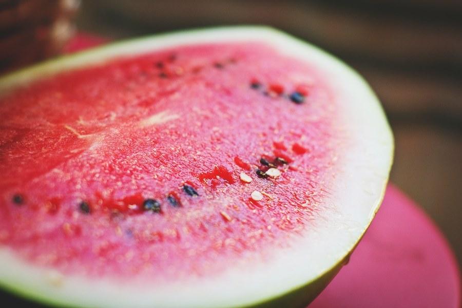 Melancia informação nutricional